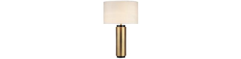 Brass lamp design