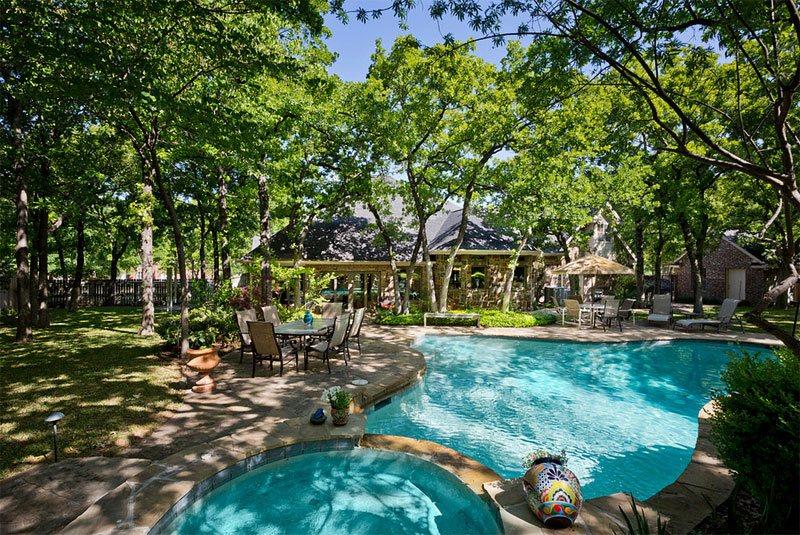 pool tree designs