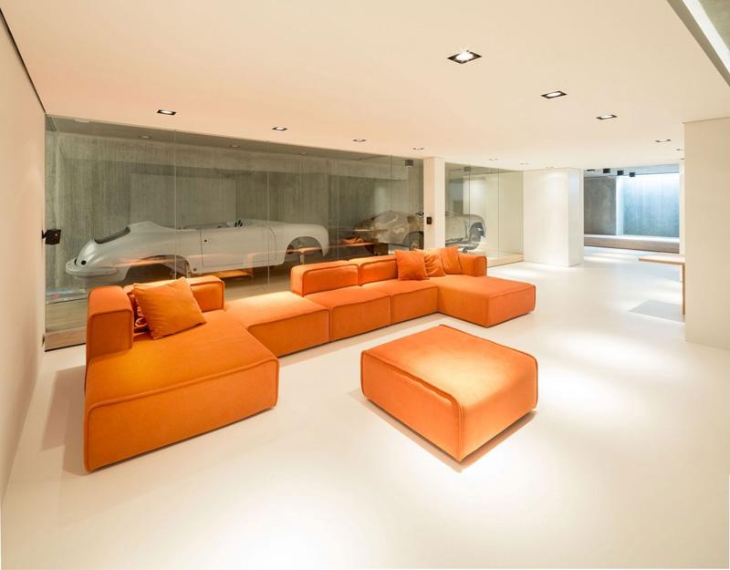 Huizen living room