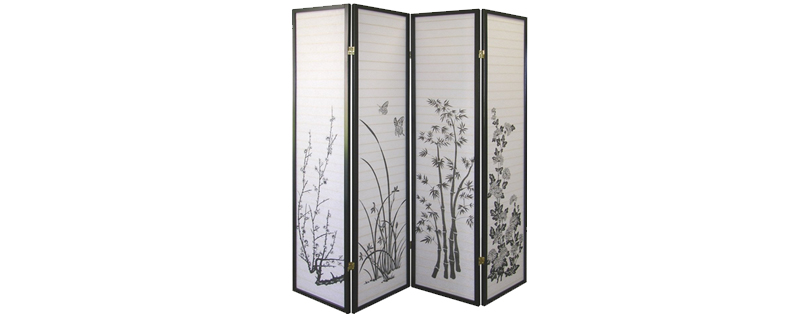 bamboo divider design