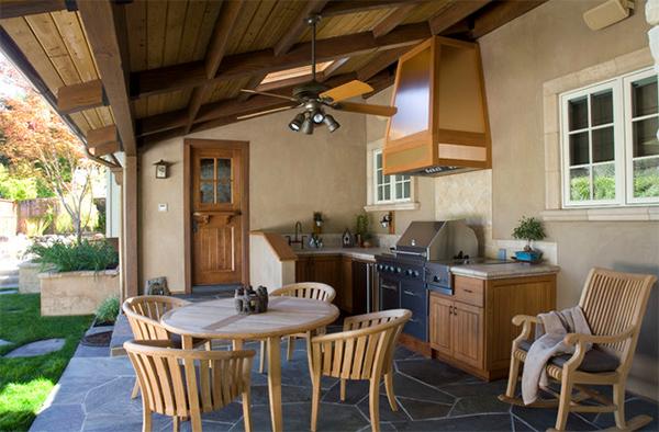 Saratoga Jewelbox Custom Home