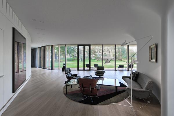 Villa G interiors