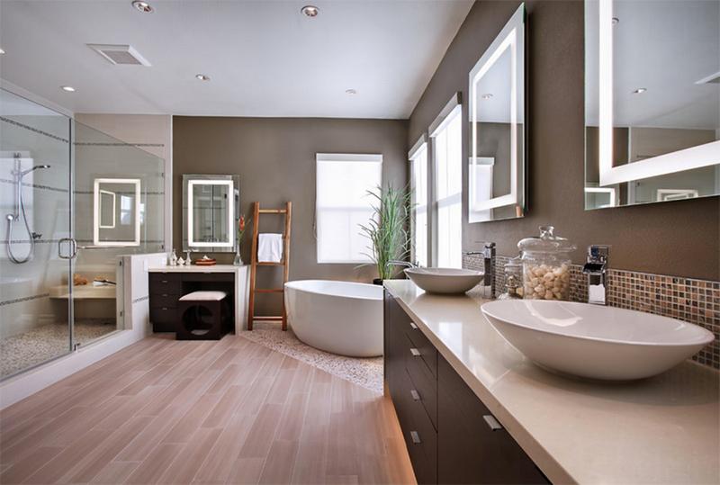 Yorba Linda Bathroom Re-design
