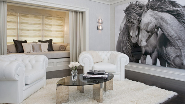 25 Stunning Living Rooms With Animal Fur Home Design Lover