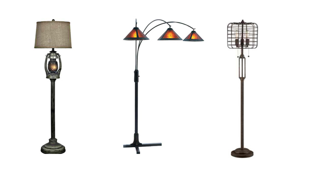 a modern approach to 20 rustic floor lamps home design lover - Rustic Floor Lamps
