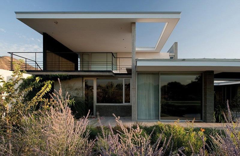 chile house design