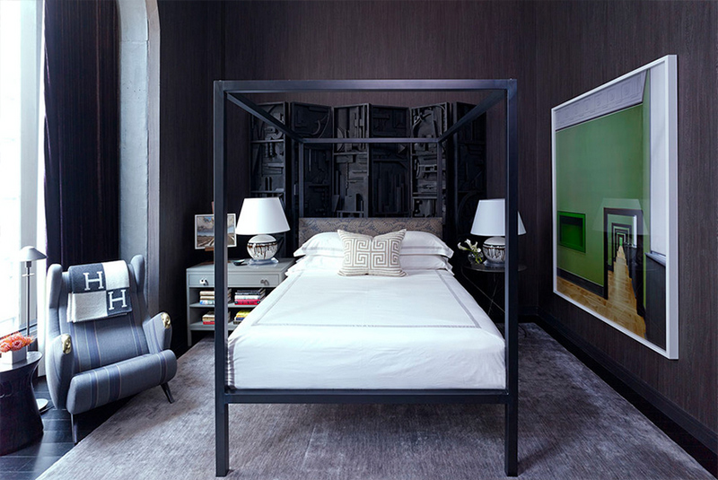 22 Bachelor\'s Pad Bedrooms for Young Energetic Men | Home ...