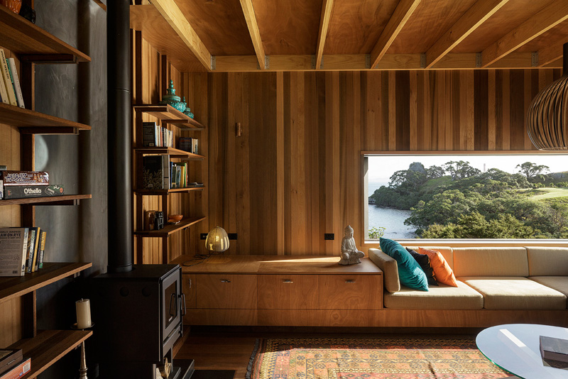 Beach House library