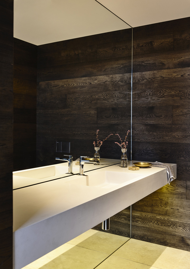 Suburban Home vanity