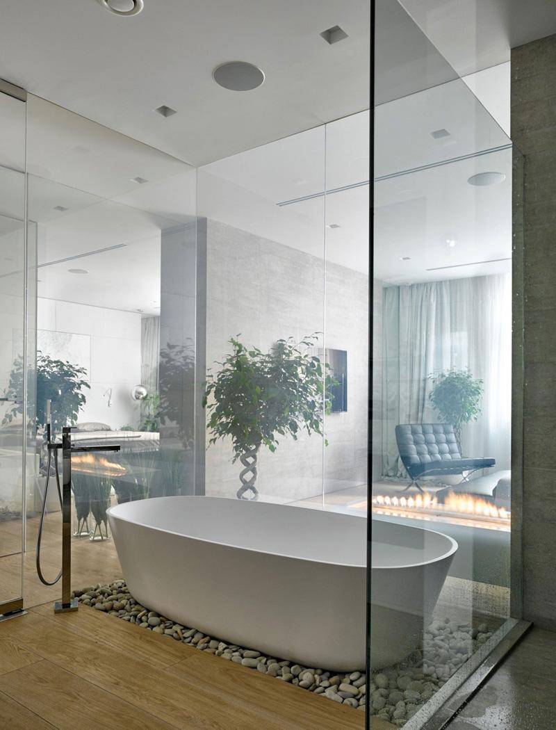 Glassed Walls