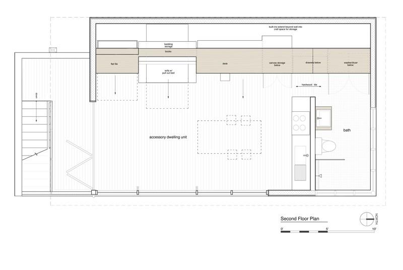 Laurelhurst floor plan 2