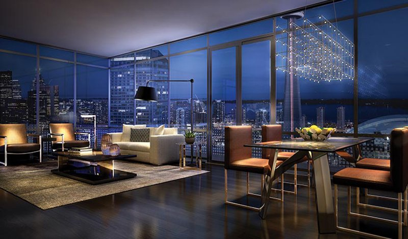 13 Stunning Apartments In New York: 20 Luxurious Designs Of Condo Living Rooms