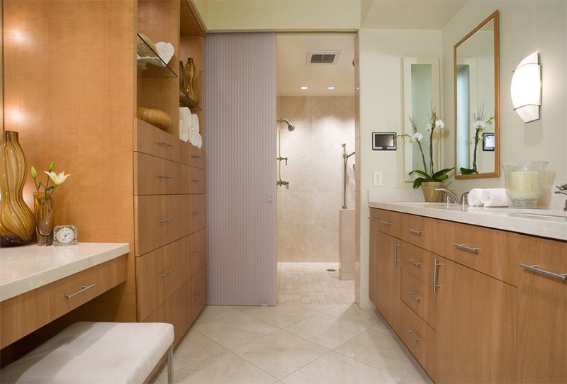 La Jolla Condo Remodel-Bathroom