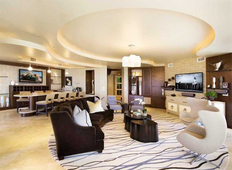20 Luxurious Designs Of Condo Living Rooms Home Design Lover
