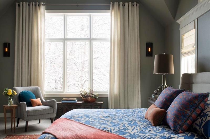 bedroom window deign