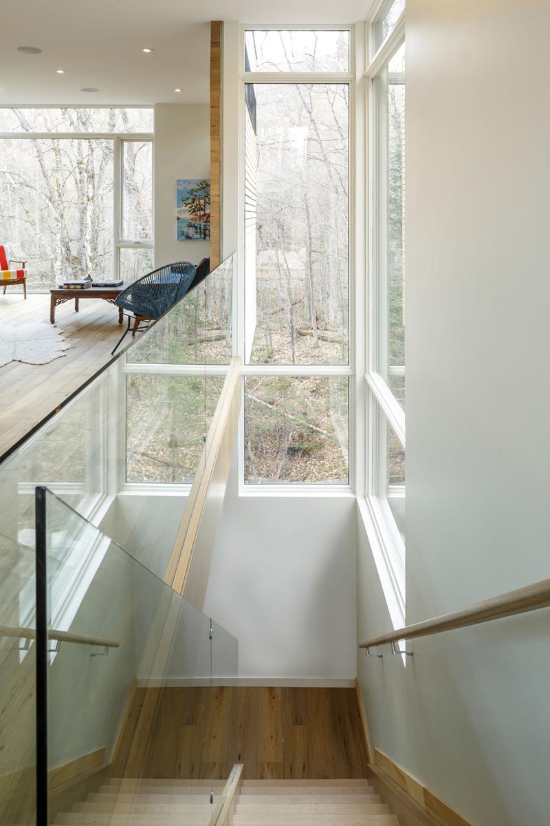 interior modern cottage