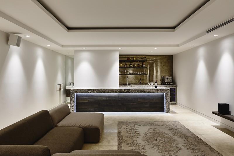 Suburban interior design