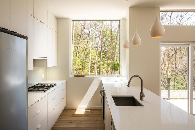 kitchen cliff house