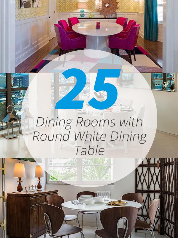 round white dine