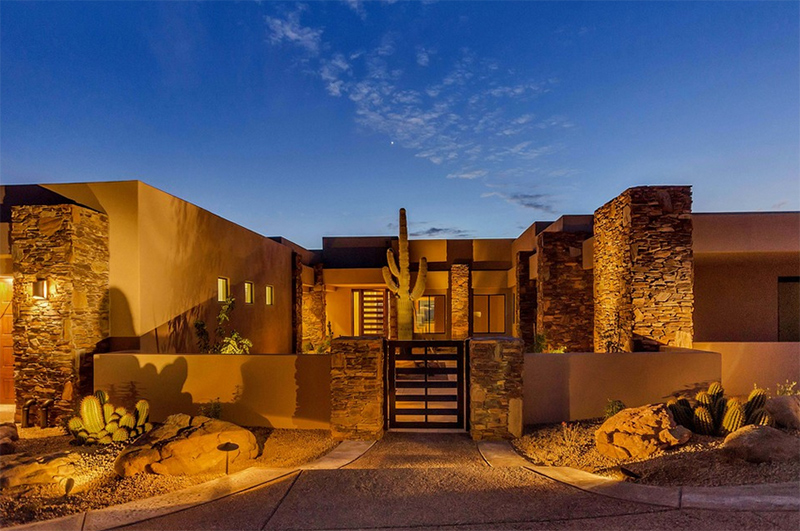 22 Earth Toned Southwestern Houses Inclined To Nature