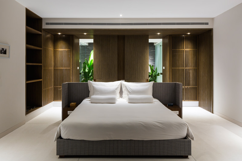 Nama Residence bedroom design