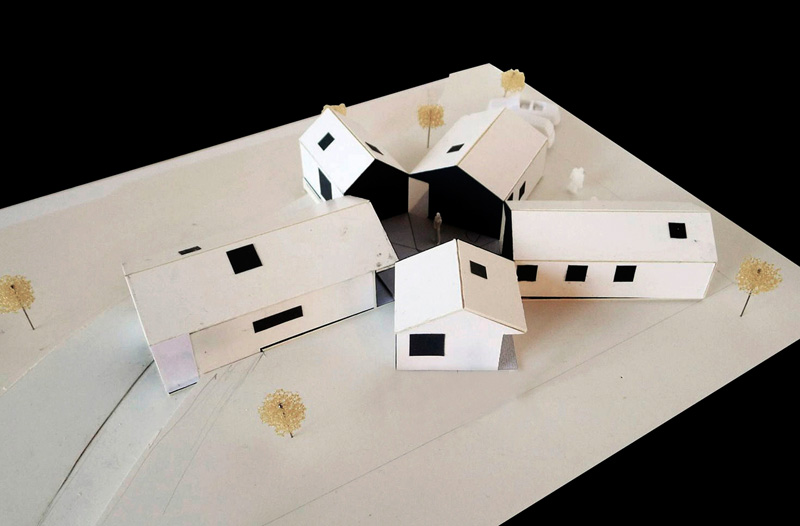 Five Little Houses