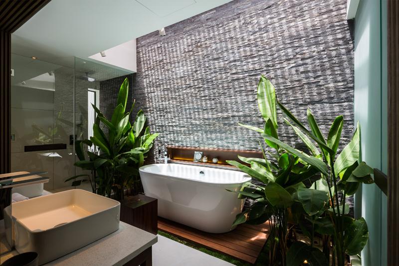 Naman Residence Bath