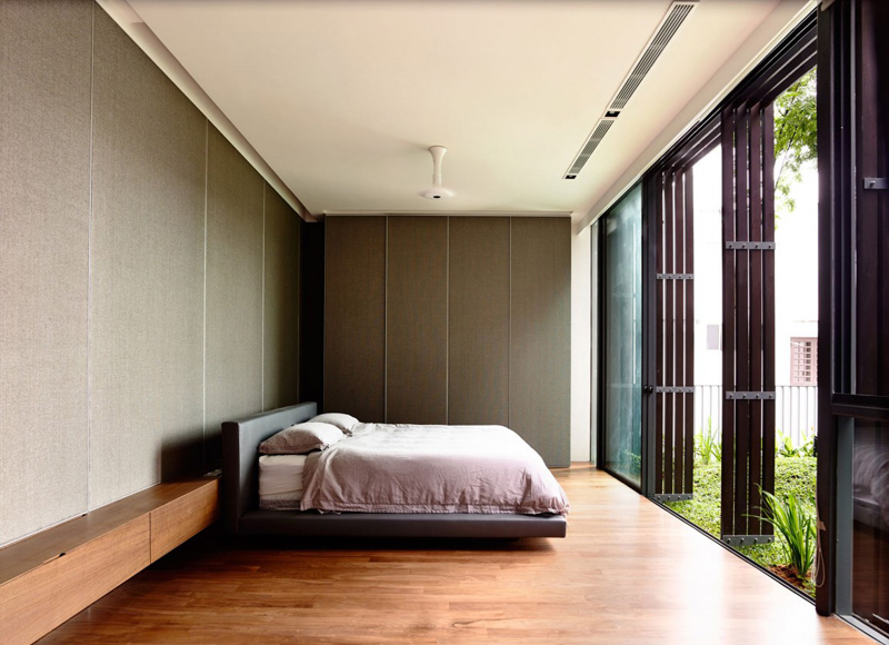 Vertical Courts Bedroom