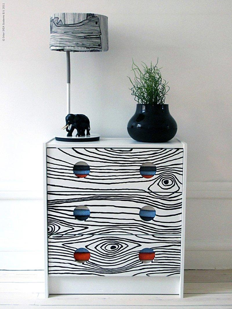 redesign Ikea Rast Hack