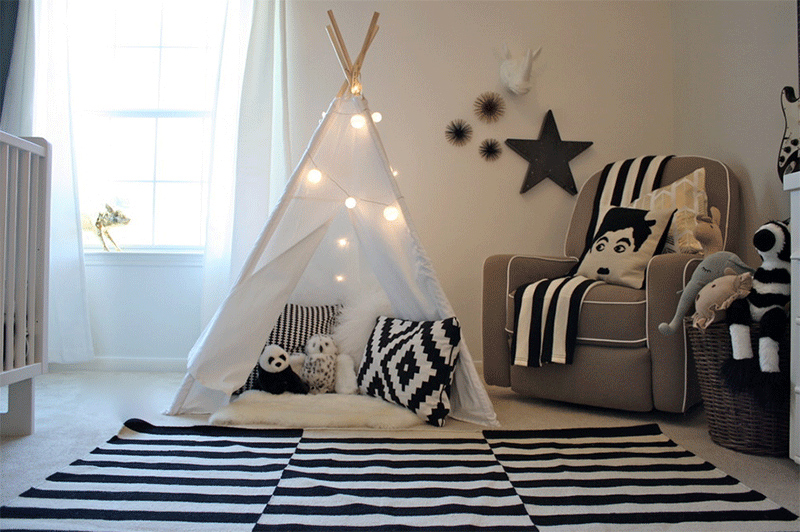 teepee light