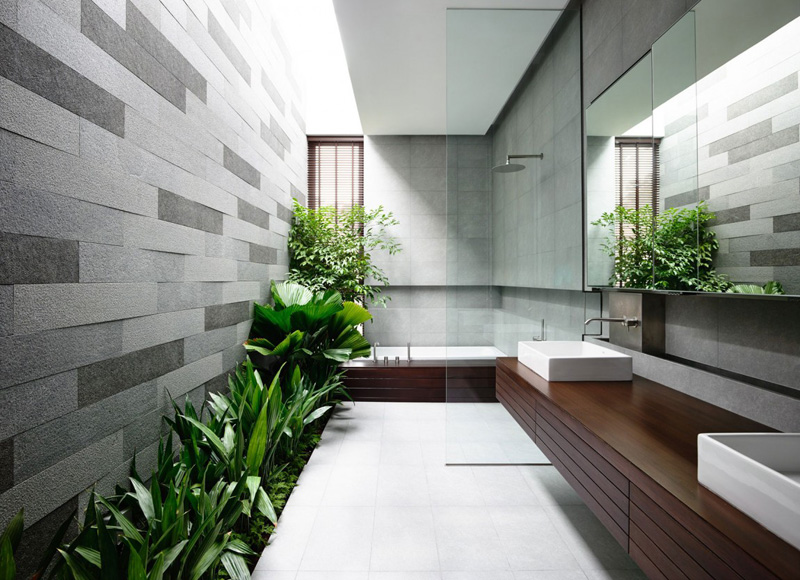 Vertical Courts Bathroom
