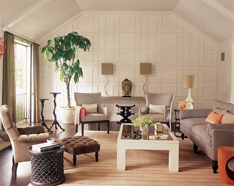 storage stool living room
