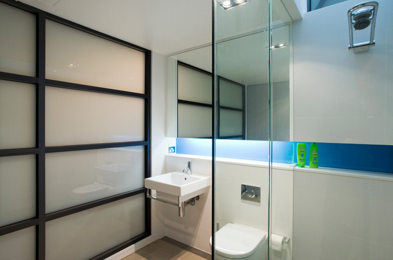 Bathroom Renovations Warehouse a classy transformation of a warehouse into a residential house in