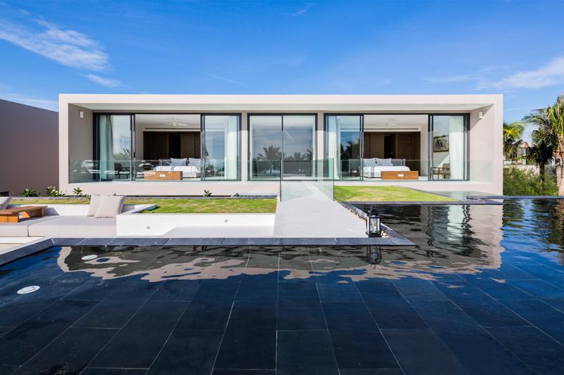 Naman Residence Tropical Beachfront Villa In Vietnam Has An Inviting