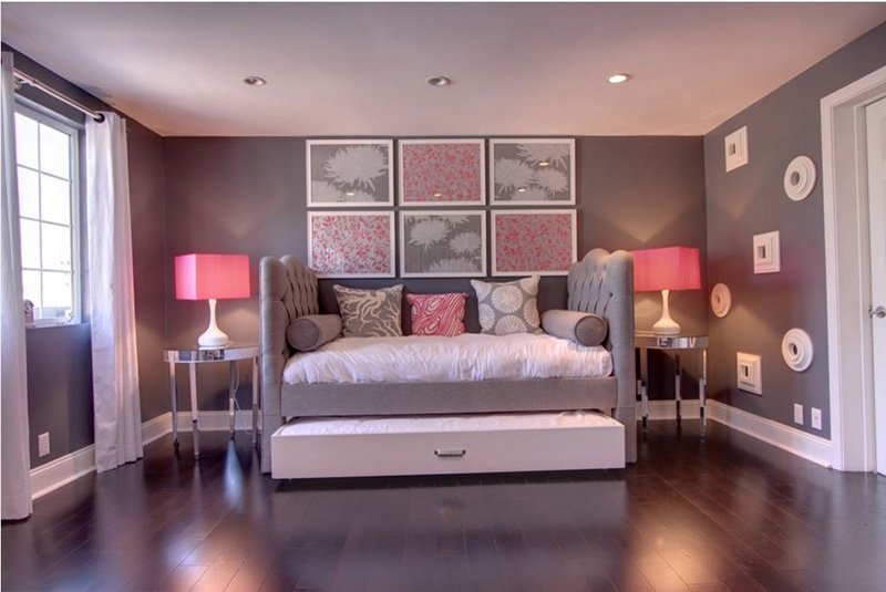 pink and grey bedroom designs part 33 rustic deck