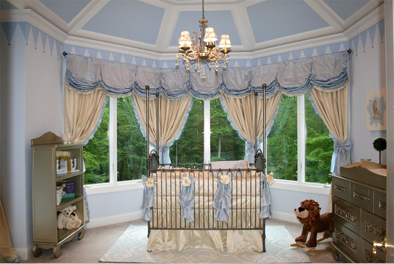 elegant Nursery room