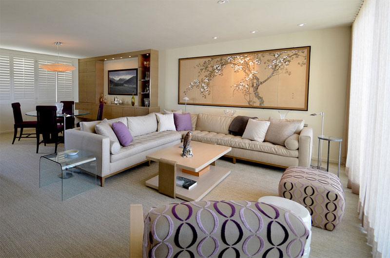 transparent living room