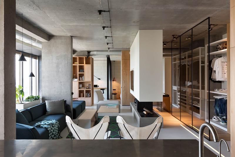 Ukraine Penthouse Apartment