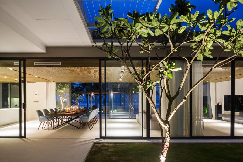 Nama Residence interior