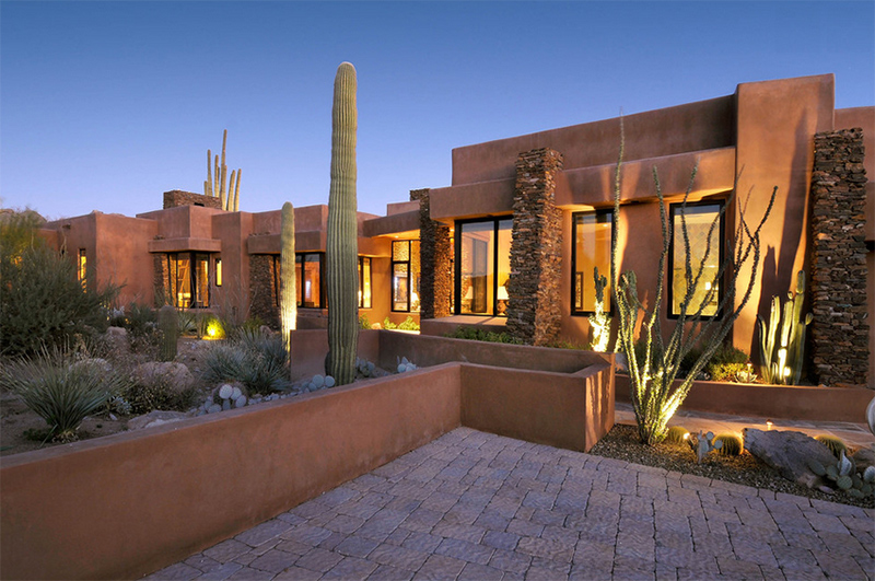 Southwestern Houses | 22 Earth Toned Southwestern Houses Inclined To Nature Home