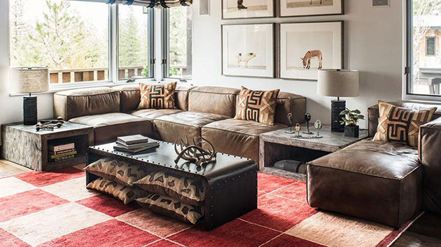 Creating A Rustic Living Room Decor: 20 Cozy Rustic Chairs In Living Room For A Warm Appeal
