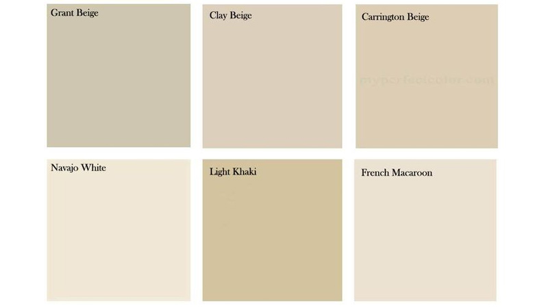 beige color