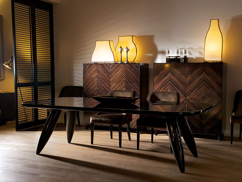20 Stylish And Functional Modern Dining Room Furniture For