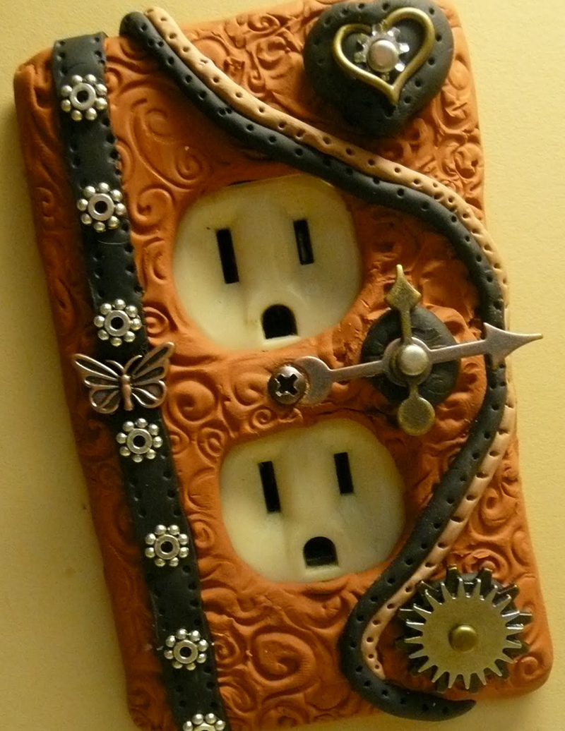 20 Diy Switch And Outlet Cover Ideas You Can Try Home