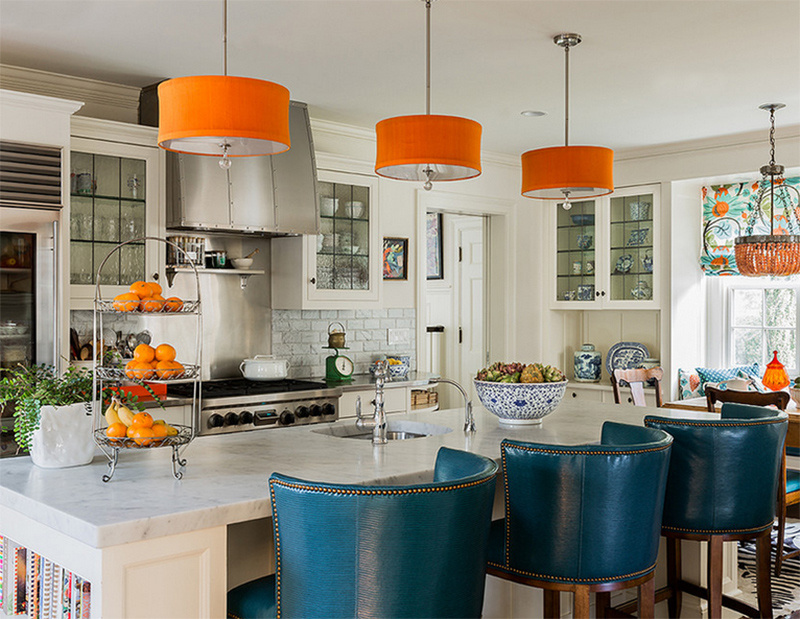 23 Transitional Kitchen Designs To Mix The Old And The New | Home