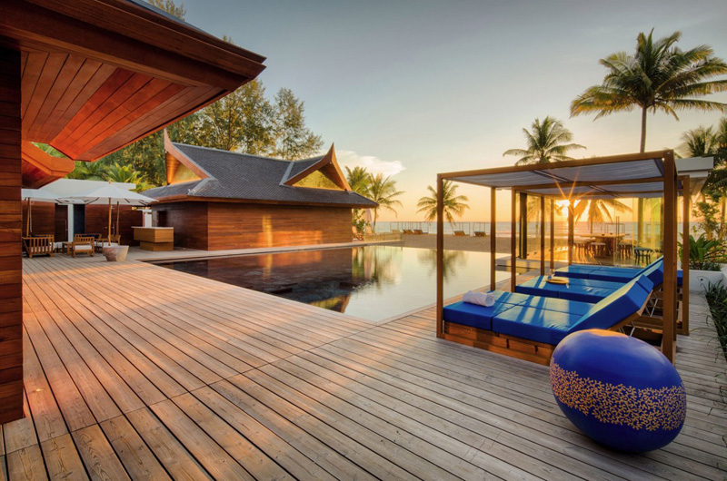 Collector's Villa Pool 3
