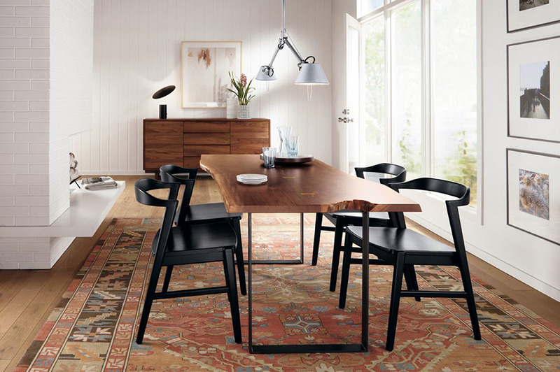 20 Stylish And Functional Modern Dining Room Furniture for Your ...