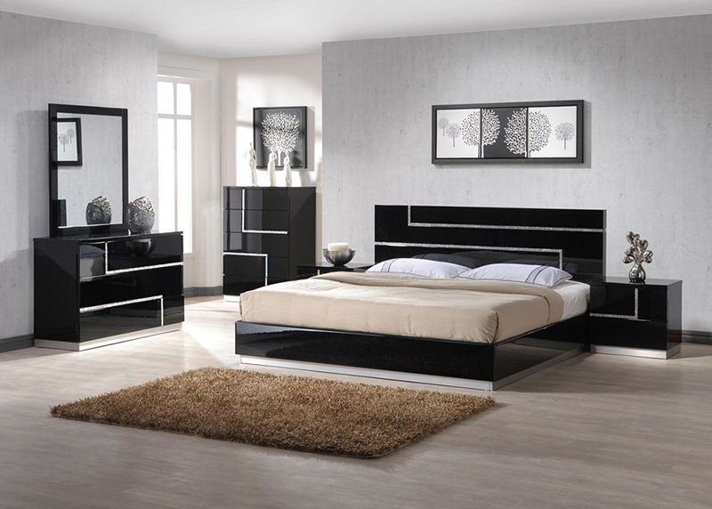 modern style bedroom set 20 crisp modern condo bedroom furniture for uncluttered 16439