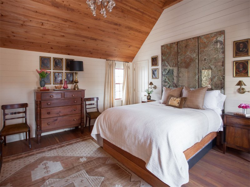 Farmhouse Bedroom Charleston