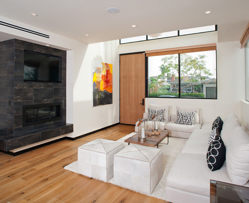 Cloy Residence Living Room